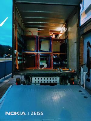 transport samochodem z hds - przeprowadzka 3